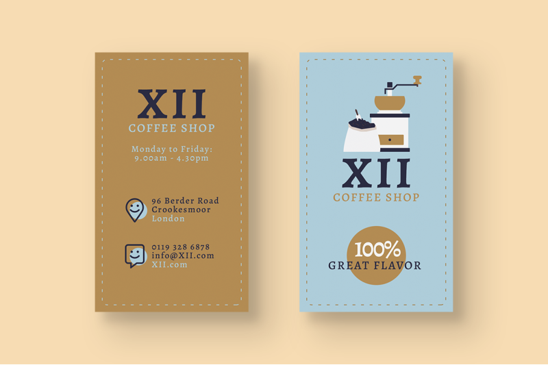 coffee-shop-business-cards