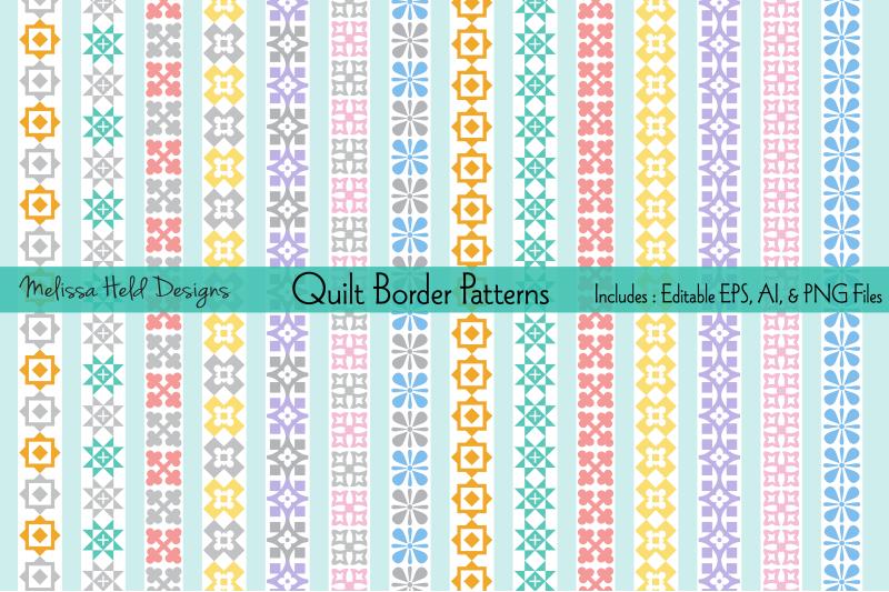 pastel-quilt-border-patterns