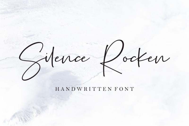 silence-rocken