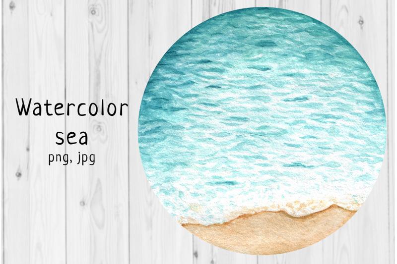 watercolor-sea