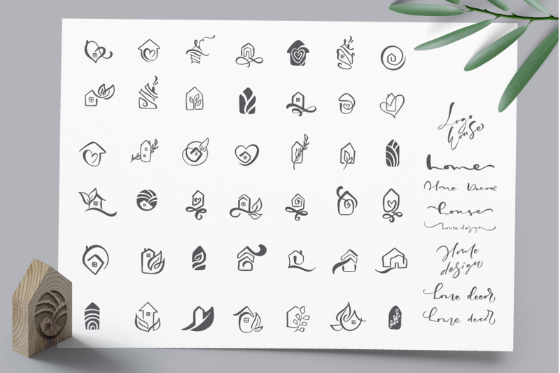 hand-drawn-logo-house-vector-elements-svg