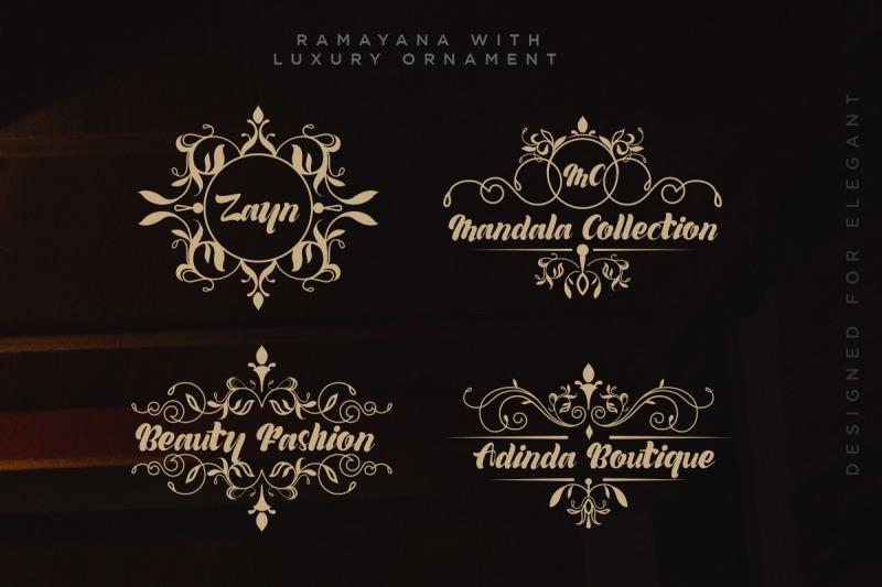 ramayana-hand-drawn-modern-script