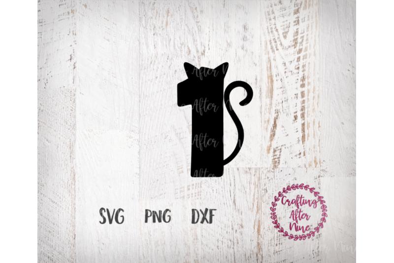 cat-birthday-svg-cat-svg-one-svg-first-birthday