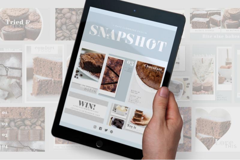 snapshot-social-media-template-pack