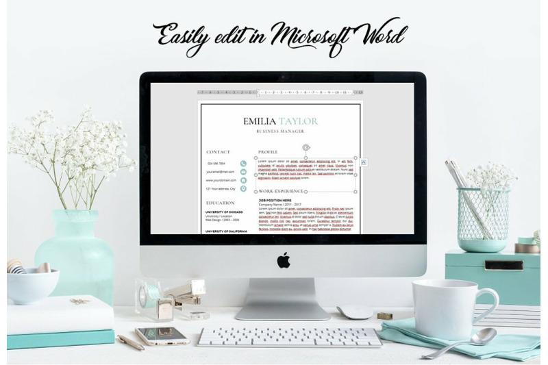 resume-template-creative-resume-design-emilia