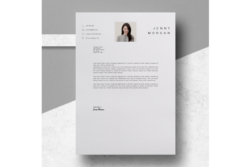 simple-cv-template-word-resume-with-photo-template-jenny