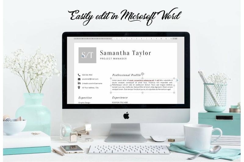 basic-cv-template-word-resume-template-for-teachers-samantha