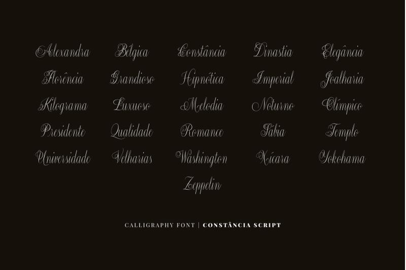 constancia-script