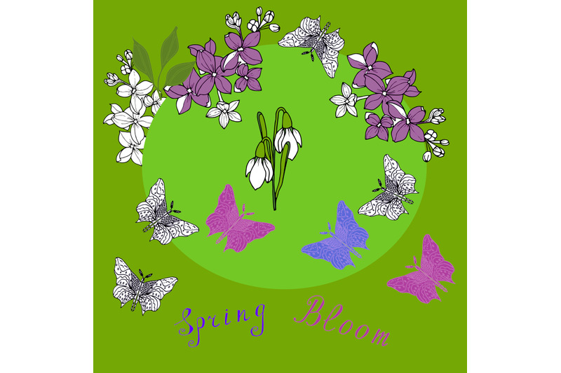 lilac-snowdrops-and-butterflies-with-beautiful-letters-template-for