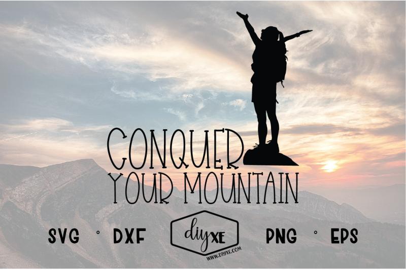 conquer-your-mountain