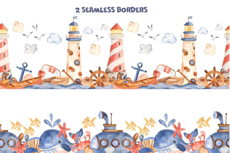 water-transport-childrens-watercolor-set