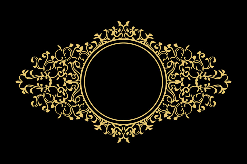 floral-decorative-ornate-frames