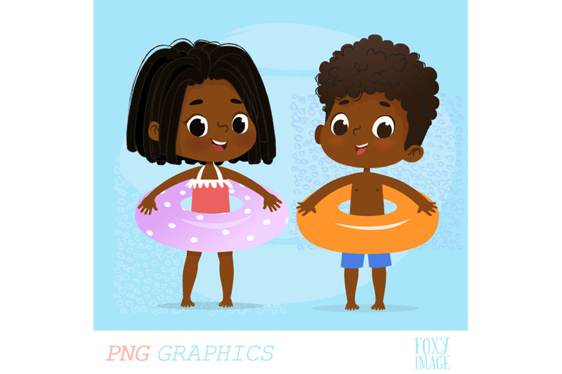 pool-party-african-american-kids