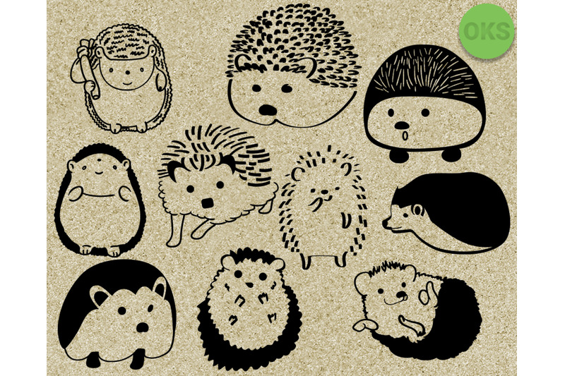 hedgehog-svg-vector-clipart-download
