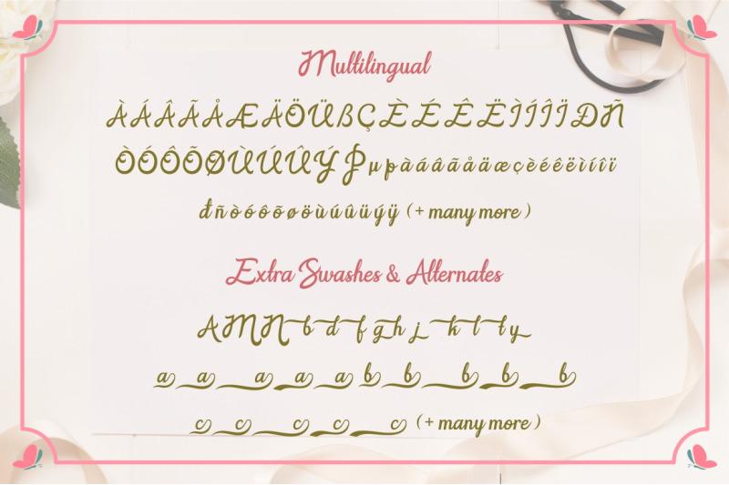 Download Ganesha - Retro Script Font Family From strangertype