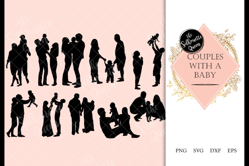 couple-with-a-baby-svg-file-family-svg-cut-file-silhouette-studio-c