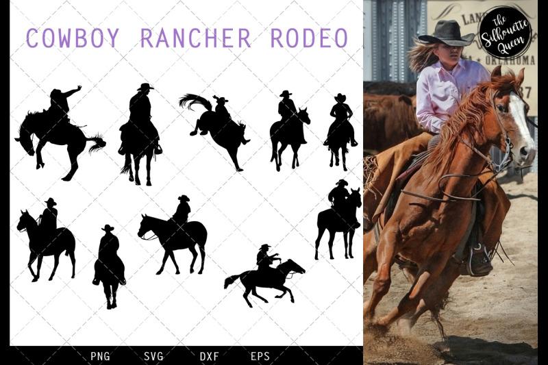 cowboy-rancher-rodeo-svg-file-western-svg-cut-file-silhouette-studio