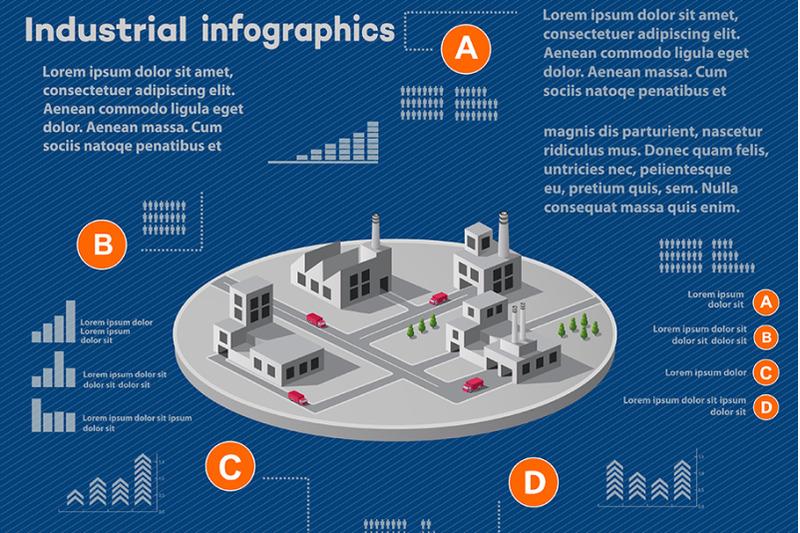 industrial-infographics