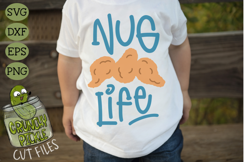 nug-life-chicken-nugget-svg-cut-file
