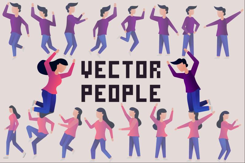 vector-people