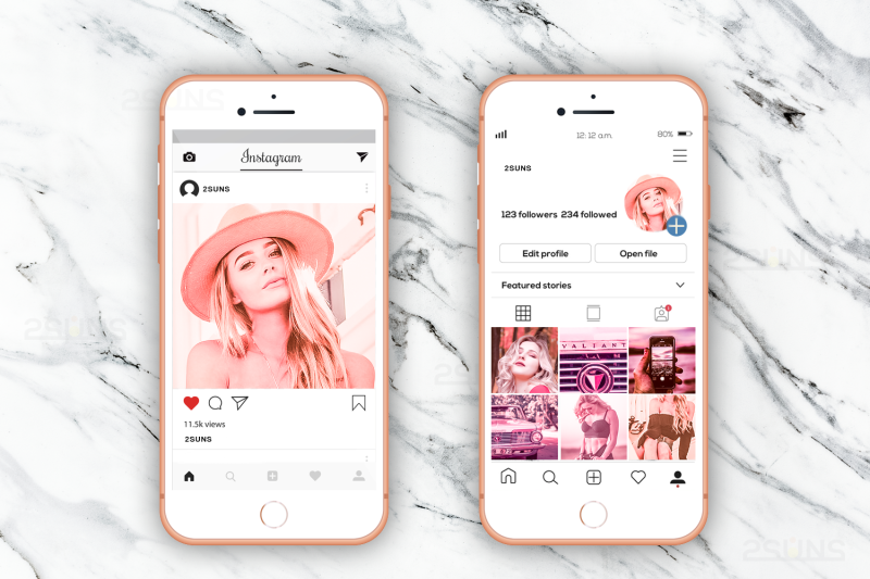 Pink Presets Mobile Instagram Pc Filter Rose Effects Vsco By 2suns