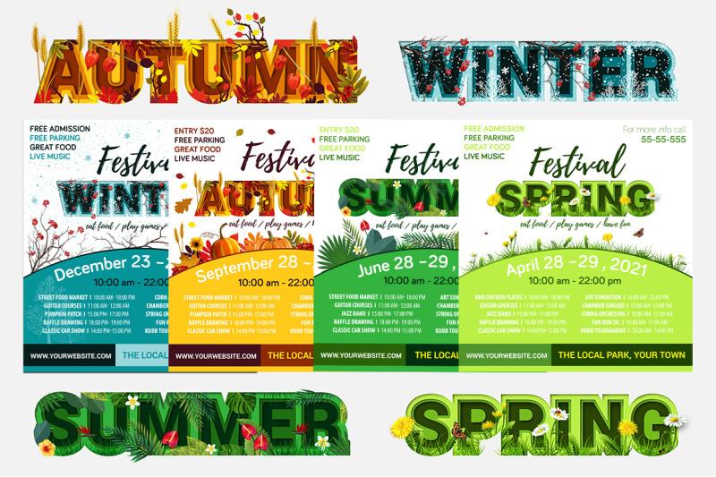 seasonal-posters