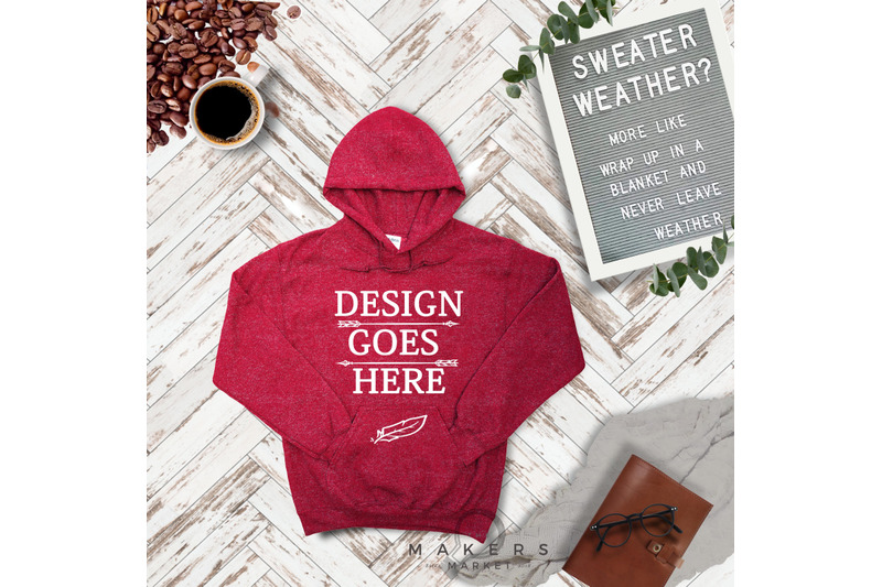 hoodie-mock-up-gildan-18500-sweaters-27-mockups-hooded-sweater-down