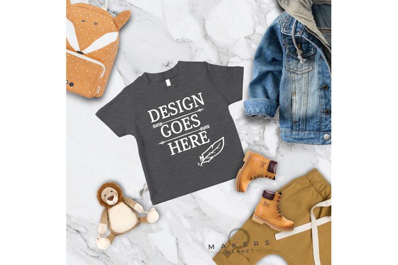 toddler-shirts-mock-up-toddler-tee-mock-ups-bella-canvas-3001t-bell