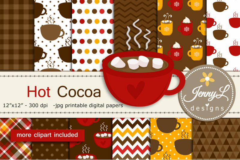 hot-cocoa-digital-paper-and-clipart