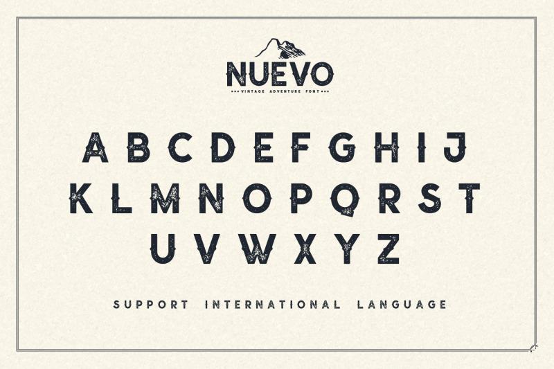 nuevo-vintage-adventure-font