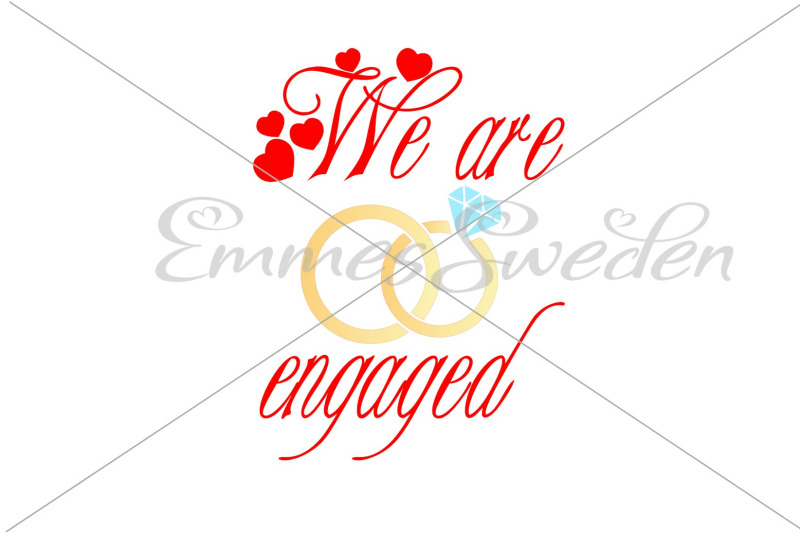 we-are-engaged-svg