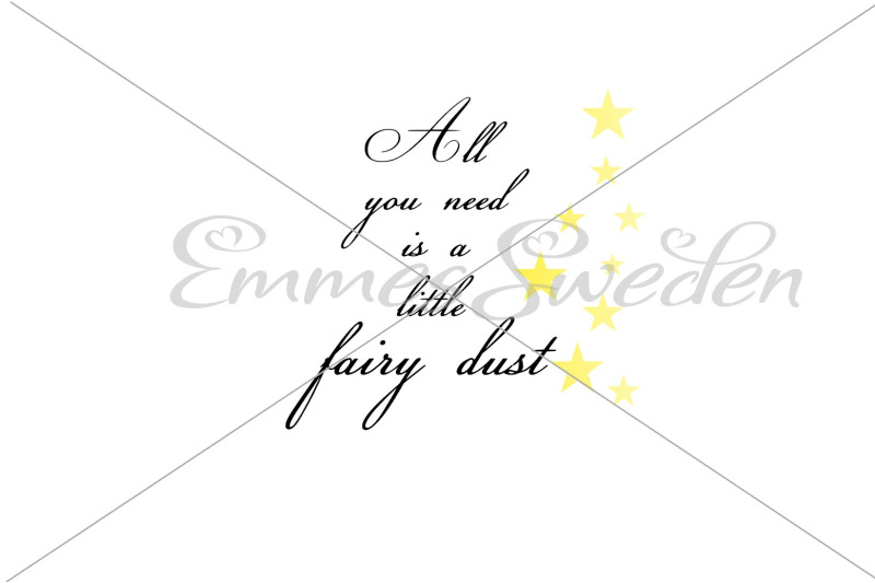 all-you-need-is-a-little-fairy-dust