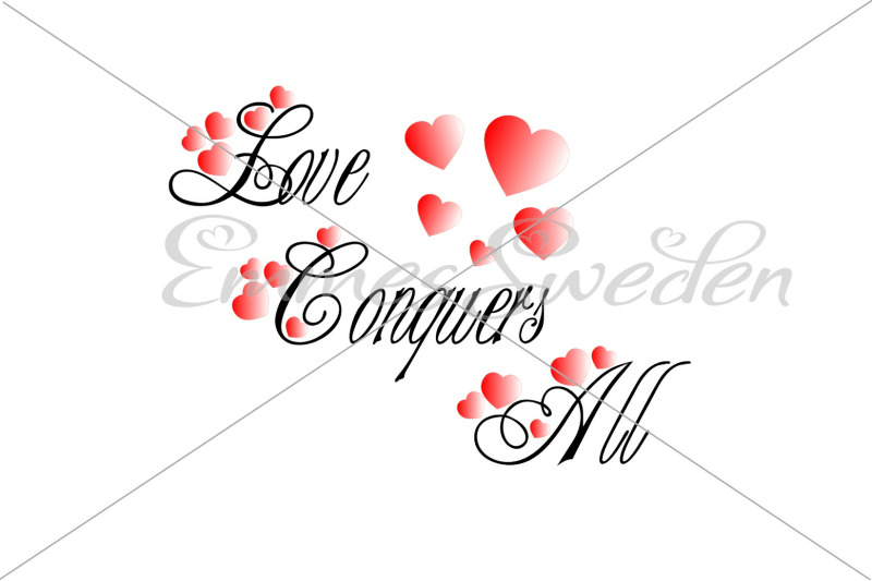 love-conquers-all