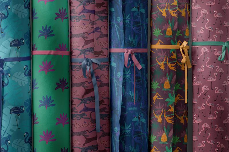 jungle-patterns