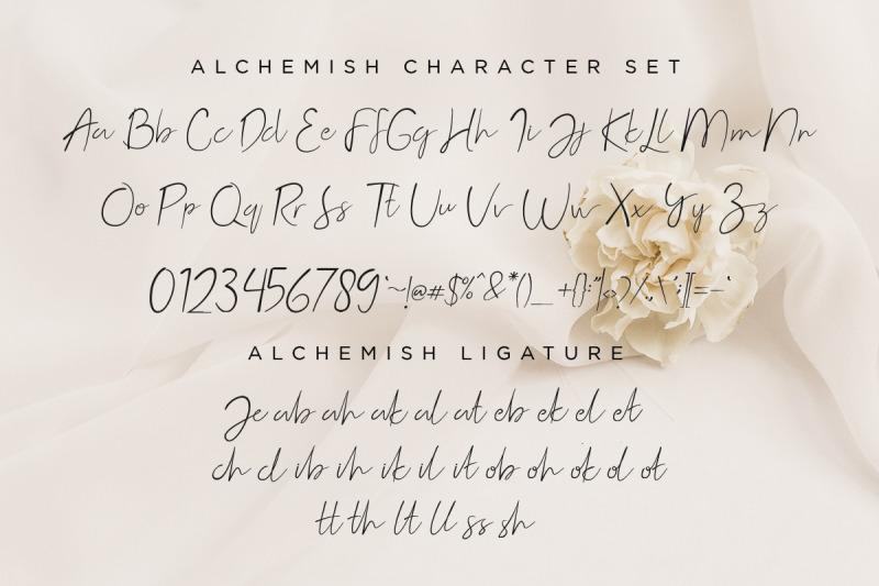alchemish-signature-script