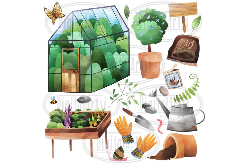 watercolor-garden-clipart