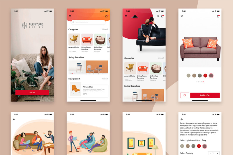 furniture-design-ui-kit