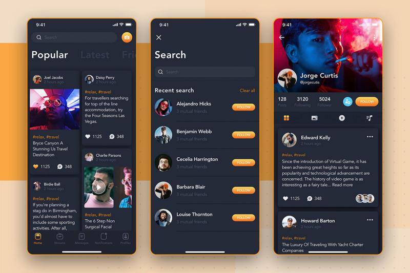 social-app-for-live-streaming-video