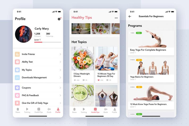 yoga-fitness-app-ui-kit