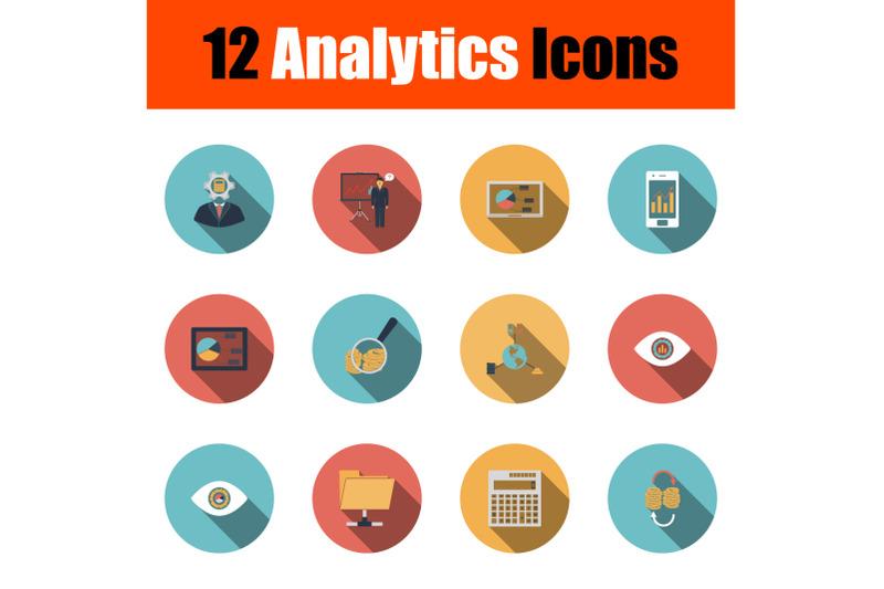 analytics-icon-set