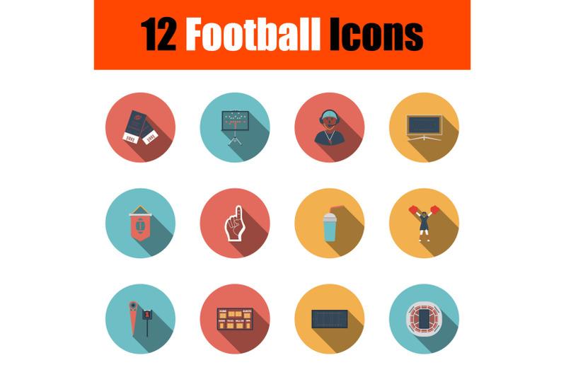 football-icon-set