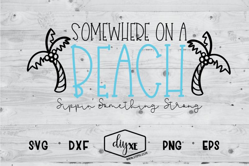 somewhere-on-a-beach