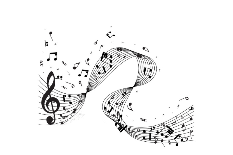 musical-notes-design