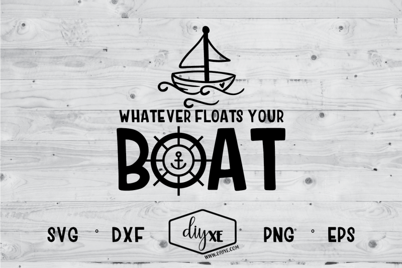 whatever-floats-your-boat