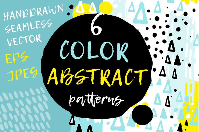 6-abstract-seamless-patterns