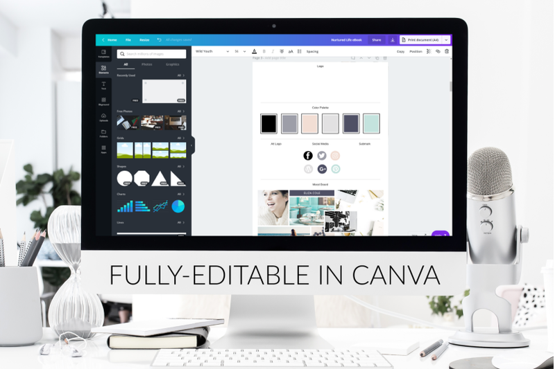 canva-turquoise-brand-board-template