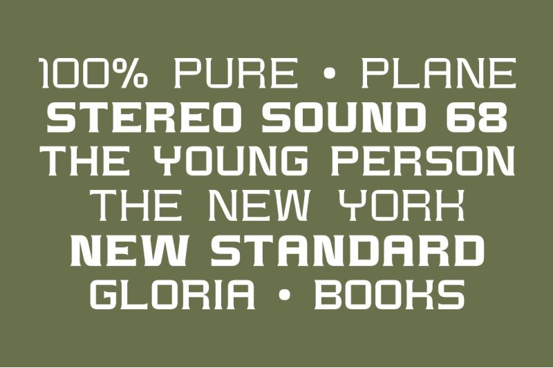 modernhead-serif-typeface