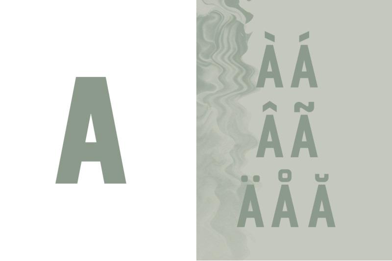 mudhead-typeface