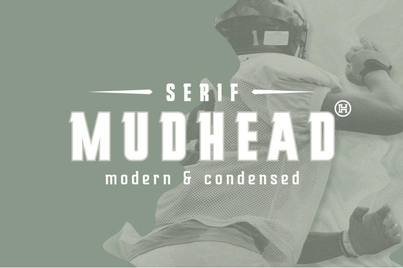 mudhead-serif