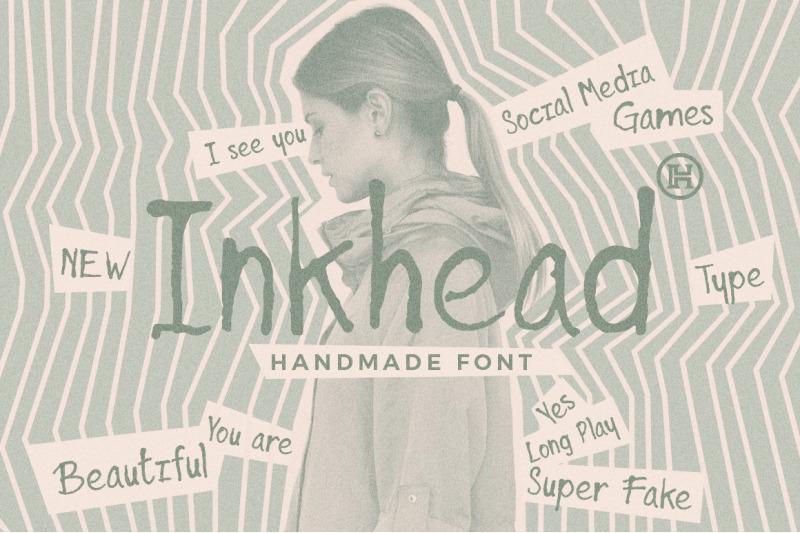inkhead-typeface
